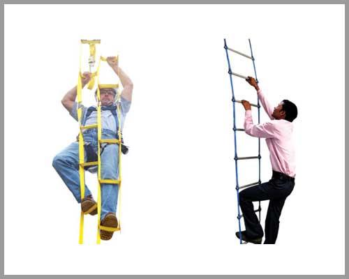 Ladder Rope Safety Rope Ladder Rope Ladder Suppliers
