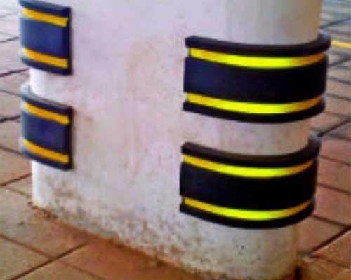 Rubber Corner Guards Rubber Wall Guard Road Studs